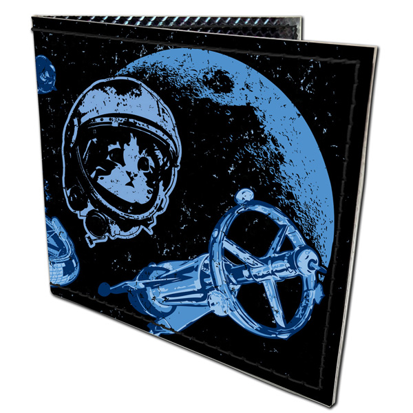 Space Kitty Wallet