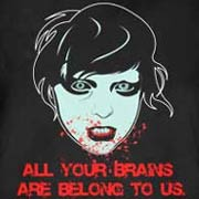 All Your Brains Are Belong To Us