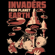 Invaders From Planet Earth