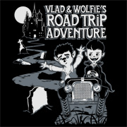 Vlad And Wolfie's Road Trip Adventure