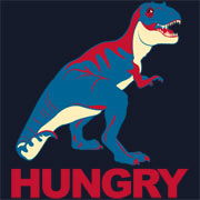 T-Rex Is Hungry
