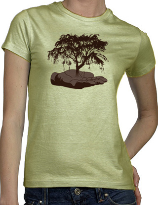 Ex-Boyfriend  	 :: Palm Tree T-Shirt :  indie tree nature tshirts