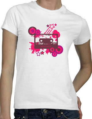 Ex-Boyfriend  	 :: Urban Mixtape T-Shirt
