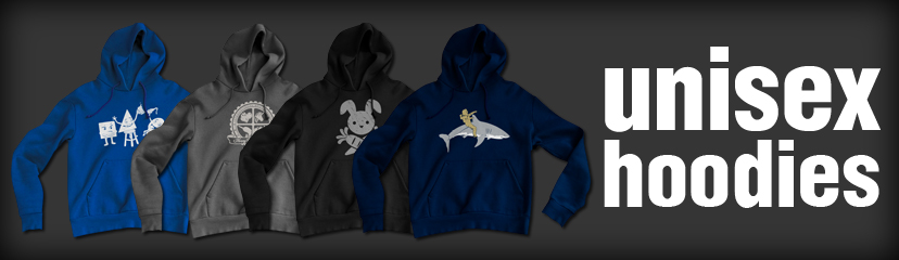 Cool fleece hooded sweatshirts with a unisex fit. Hoodies to keep you warm during chilly months.
